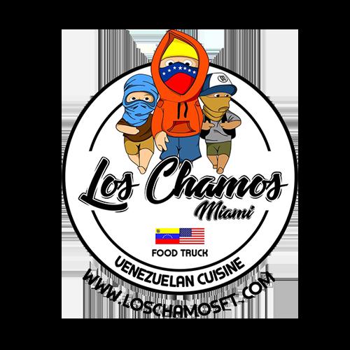 Los Chamos Miami Florida logo nightlight outdoor movies miami florida