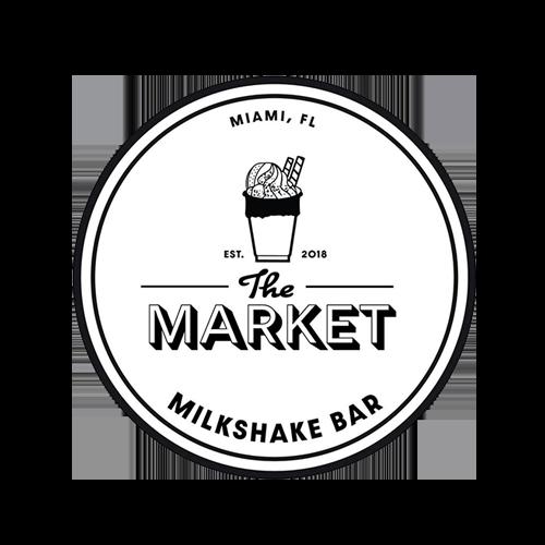 The Market Milkshake Bar MIami Florida outdoor movies nightlight